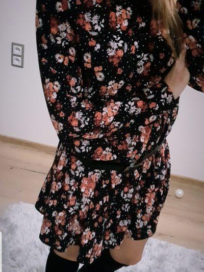 Sukienka Midnight Kwiaty I